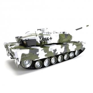 Char - Tank Leopard 2A6 RTR - 1/16 - CARSON 500907196