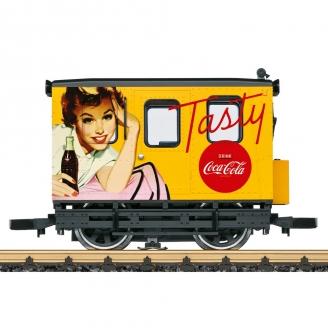 Crew Car / Speeder Coca-Cola Ep III-G 1/22.5-LGB 20064