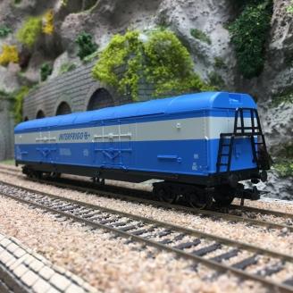 Wagon Long Interfrigo SNCF-HO 1/87-LIMA Hobby HL6106