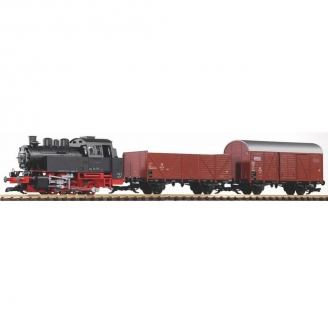 Coffret Train de marchandises -G 1/22.5-PIKO 37120