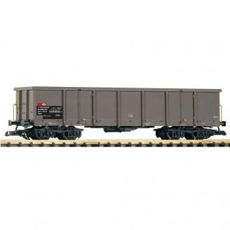 Wagon Tombereau Eaos 106 SBB Ep V - G 1/22.5 - PIKO 37734