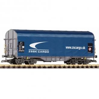 Wagon Baché ZSSK Cargo Ep VI- G 1/22.5 - PIKO 37722