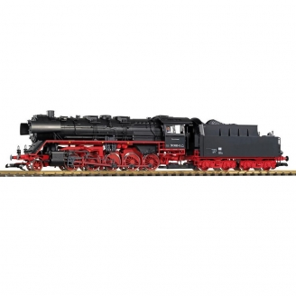 Locomotive vapeur BR 50 Reko DR Ep IV - G 1/22.5 - PIKO 37240