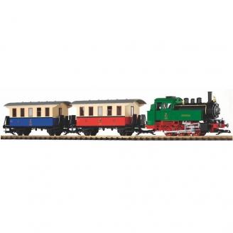 Coffret Train de tourisme - G 1/22.5 - PIKO 37130