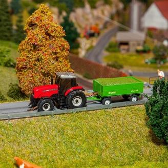 Car system Tracteur MF - HO 1/87 - FALLER 161536