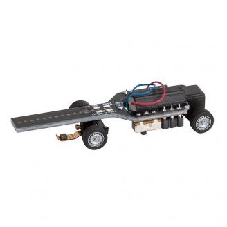"""Châssis Car System """"Camionnette"""" - HO 1/87 - FALLER 163704"""