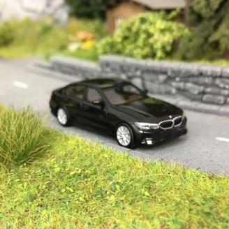 BMW Série 3 Noire-HO 1/87-HERPA 420518