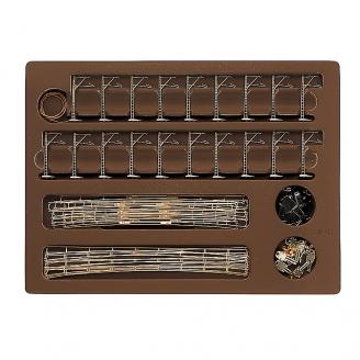 Coffret catenaire S + E - Z 1/220 - MARKLIN 8198