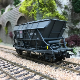 Wagon trémie EF30 Forges et Aciéries du Nord SNCF Ep III-HO 1/87-JOUEF HJ6197