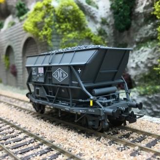 Wagon trémie EF30 SOMEWAG SNCF, Ep III-HO 1/87-JOUEF HJ6196