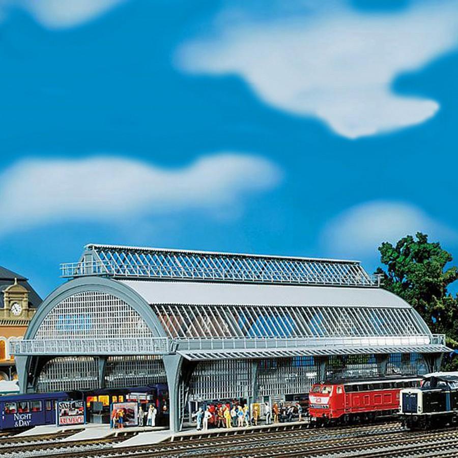 Hall de Gare-HO-1/87-FALLER 120199