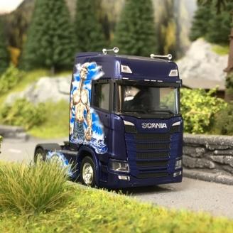 "Scania Tracteur CS 20 ""Popeye""-HO 1/87-HERPA 311748"