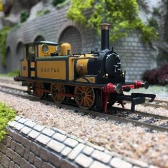 "Locomotive LB&SCR ""Merton"" Centenary-00 1/76- HORNBY R3823"