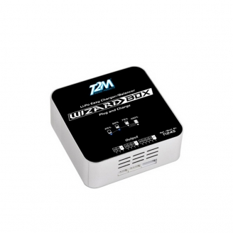 """Chargeur Equilibreur Li-Po 2-4S """"Wizard Box"""" - T2M T1245"""