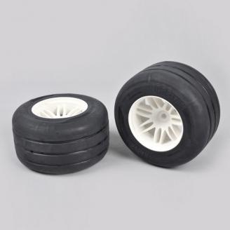 2 Pneus AR P1 Soft Formule 1 / F1 - 1/5 - FG 10587/05
