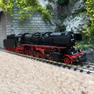 Locomotive BR 044 DB Ep IV - N 1/160 -FLEISCHMANN 714405