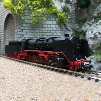 Locomotive BR 44 DRG Ep II - N 1/160 -FLEISCHMANN 714403