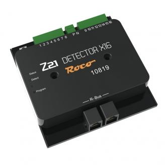 Module de rétrosignalisation Z21-Toutes échelles-ROCO 10819