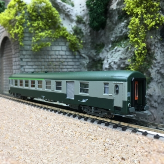 Voiture B5d UIC SNCF Ep V - N 1/160 - REE NW178