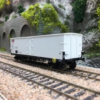 Wagon TP FRIGO Origine SNCF STEF Ep III-HO 1/87-REE WB580