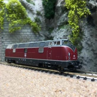 Locomotive diesel classe V 200.1 DB Ep III-N-1/160-PIKO 40502