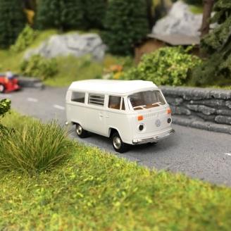 VW T2 Combi Bay Window Westfalia-HO 1/87-BREKINA 33144