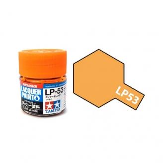 Orange Translucide Brillant pot de 10ml-TAMIYA LP53