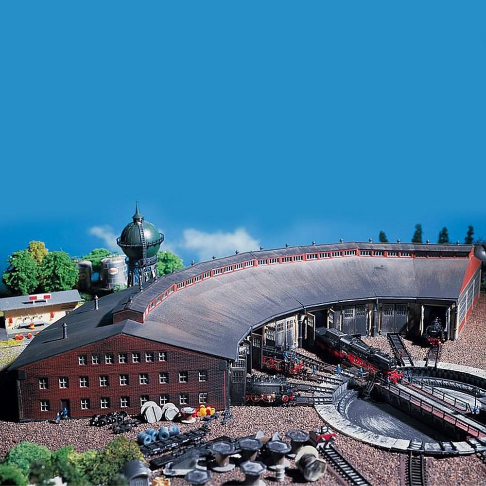 Construction ferroviaire Faller - 222118 - N 1/160