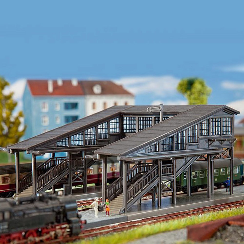 Construction ferroviaire Faller - 222153 - N 1-160