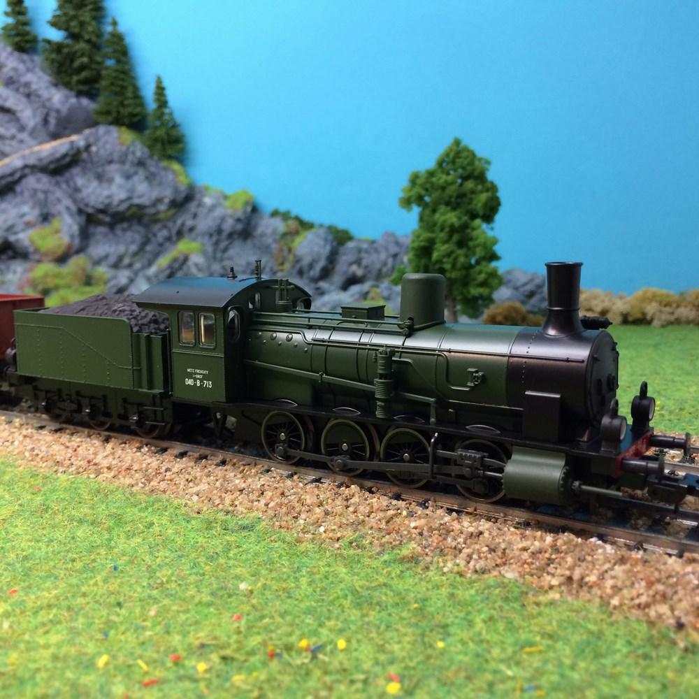 Locomotive à vapeur Piko