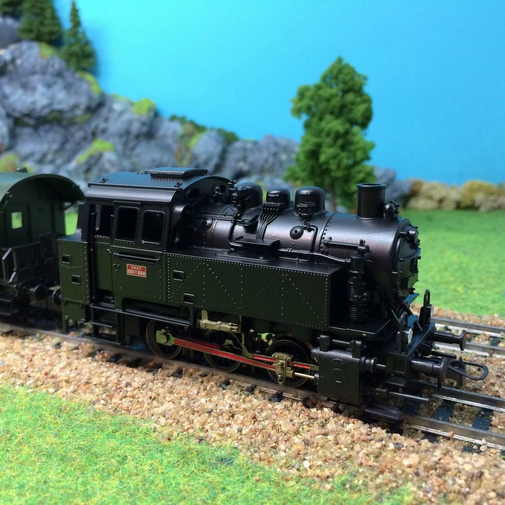 Locomotive à vapeur Roco - 030T8160 - HO 1/87