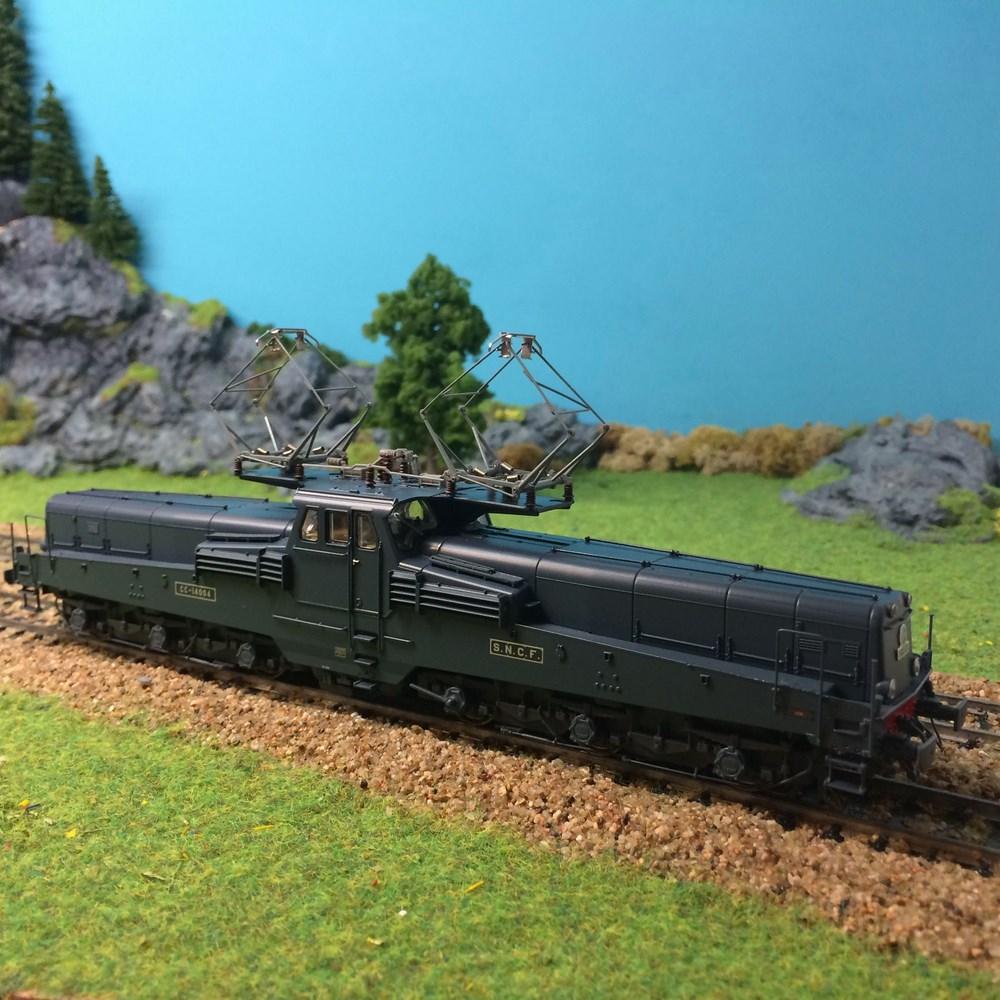 Locomotive électrique Jouef - CC14004 - HO 1/87