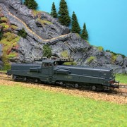 Locomotive electrique