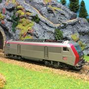 Locomotive électrique BB26046 ep VI HO-1/87 Jouef HJ2214