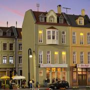 Maison de ville avec commerces-HO-1/87-KIBRI Réf. : 38392