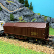 Wagon télescopique epI HO-1/87 Roco