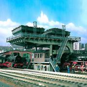 Installation de ravitaillement charbon HO-1/87 Vollmer