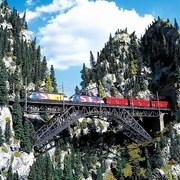 Grand pont métalique