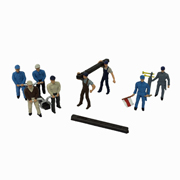 Figurines poseurs de voie HO-1/87 FALLER