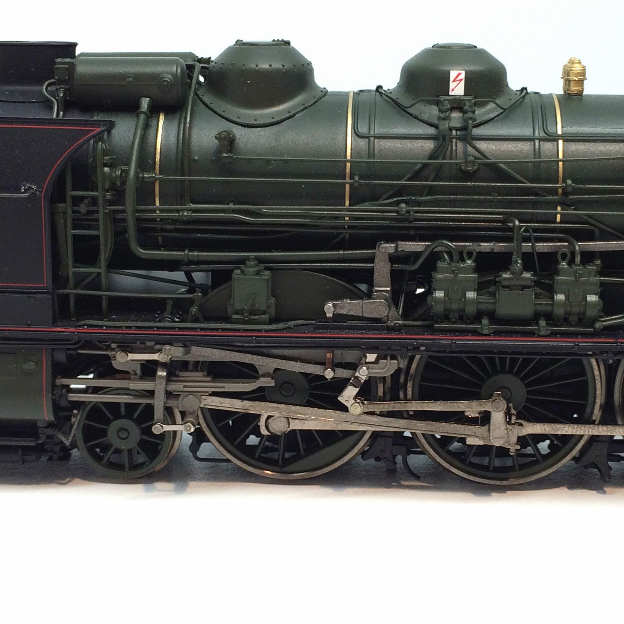Locomotive à vapeur Ree Modèles