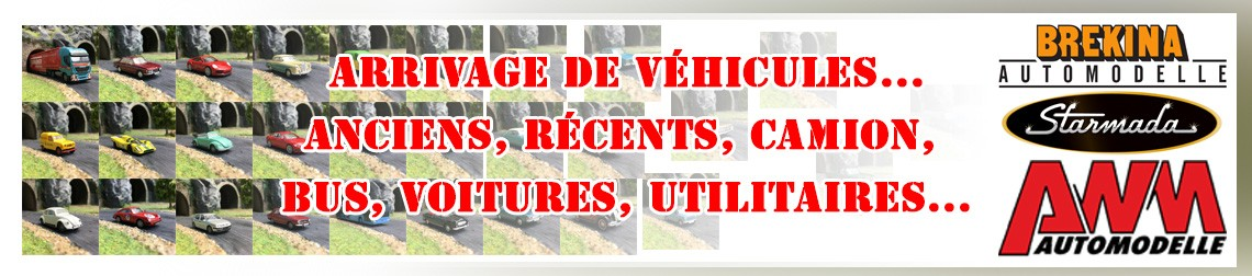 Arrivage Vehicules